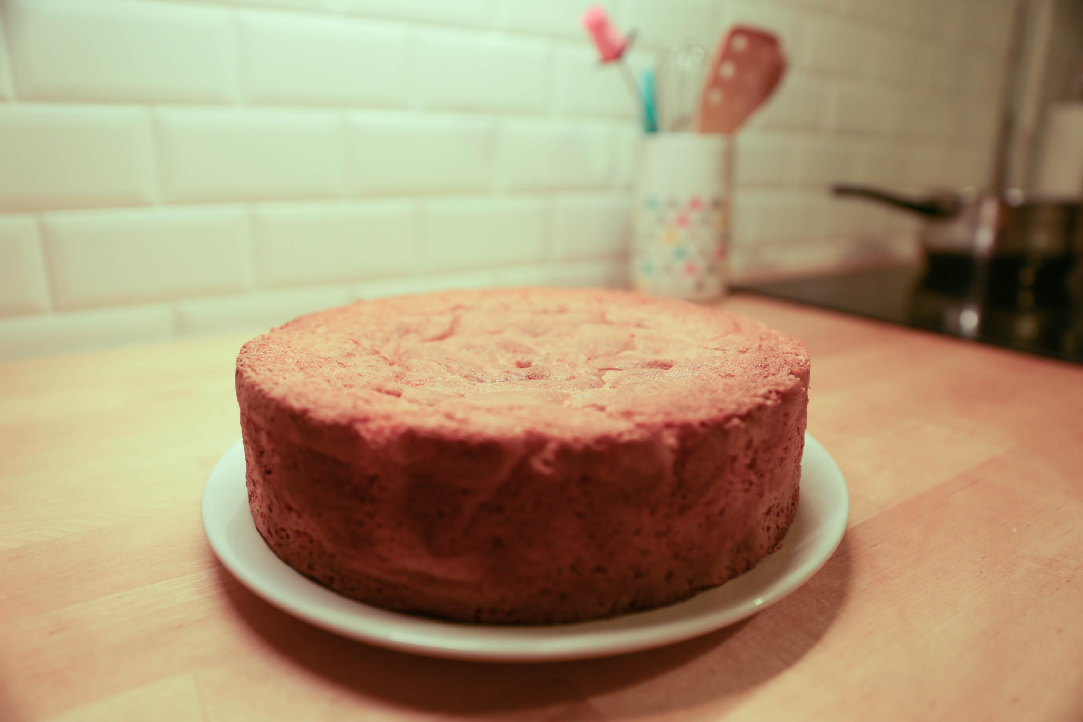 Recette de la génoise pour cake design (Food)