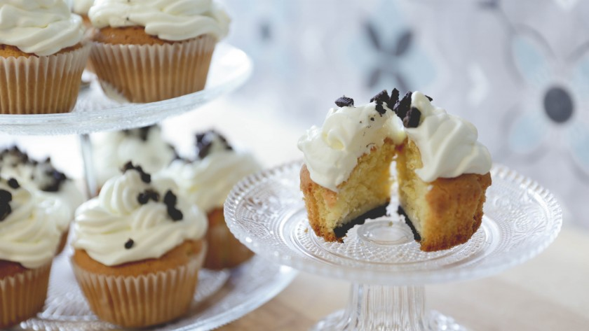 Cupcakes Oreo hyper fastoches ! (Food)